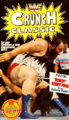 WWF: Crunch Classic