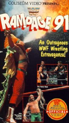 WWF: Rampage '91