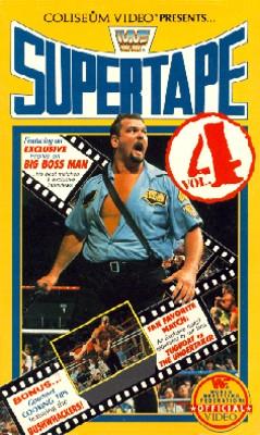 WWF: Supertape, Vol. 4