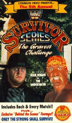 WWF: 5th Annual Survivor Series