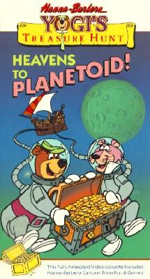 Yogi's Treasure Hunt: Heavens to Planetoid!