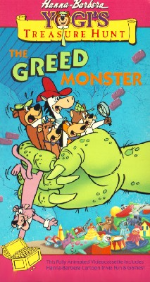 Yogi's Treasure Hunt: The Greed Monster