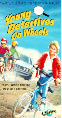 Young Detectives on Wheels