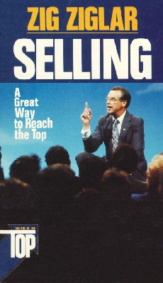Selling: A Great Way to Reach the Top
