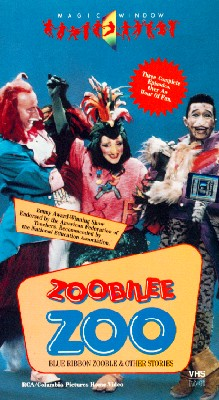 Zoobilee Zoo, Vol. 7: Blue Ribbon Zooble