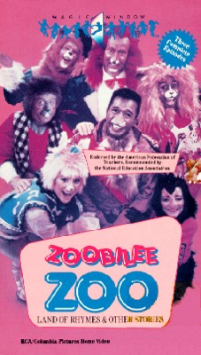Zoobilee Zoo, Vol. 1: Land of Rhymes & Others