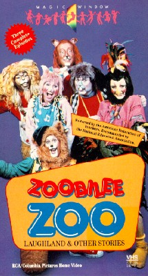 Zoobilee Zoo, Vol. 2: Laughland & Other...