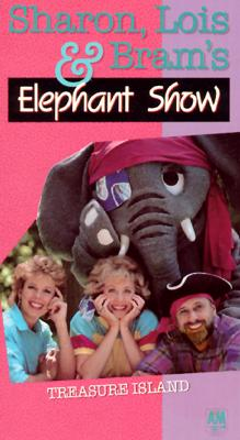 Sharon, Lois & Bram's Elephant Show: Treasure Island