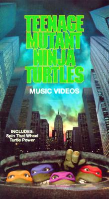 Teenage Mutant Ninja Turtles: Music Videos