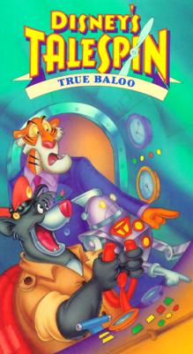 TaleSpin: From Here to Machinery