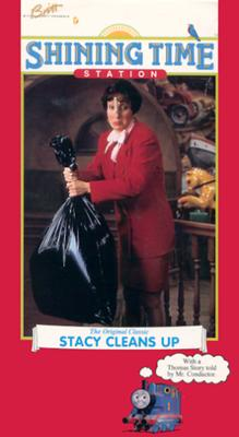Shining Time Station: Stacy Cleans Up