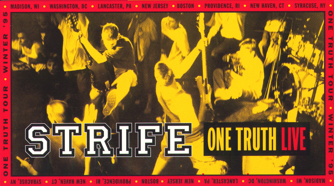 Strife: One Truth Live (1988)