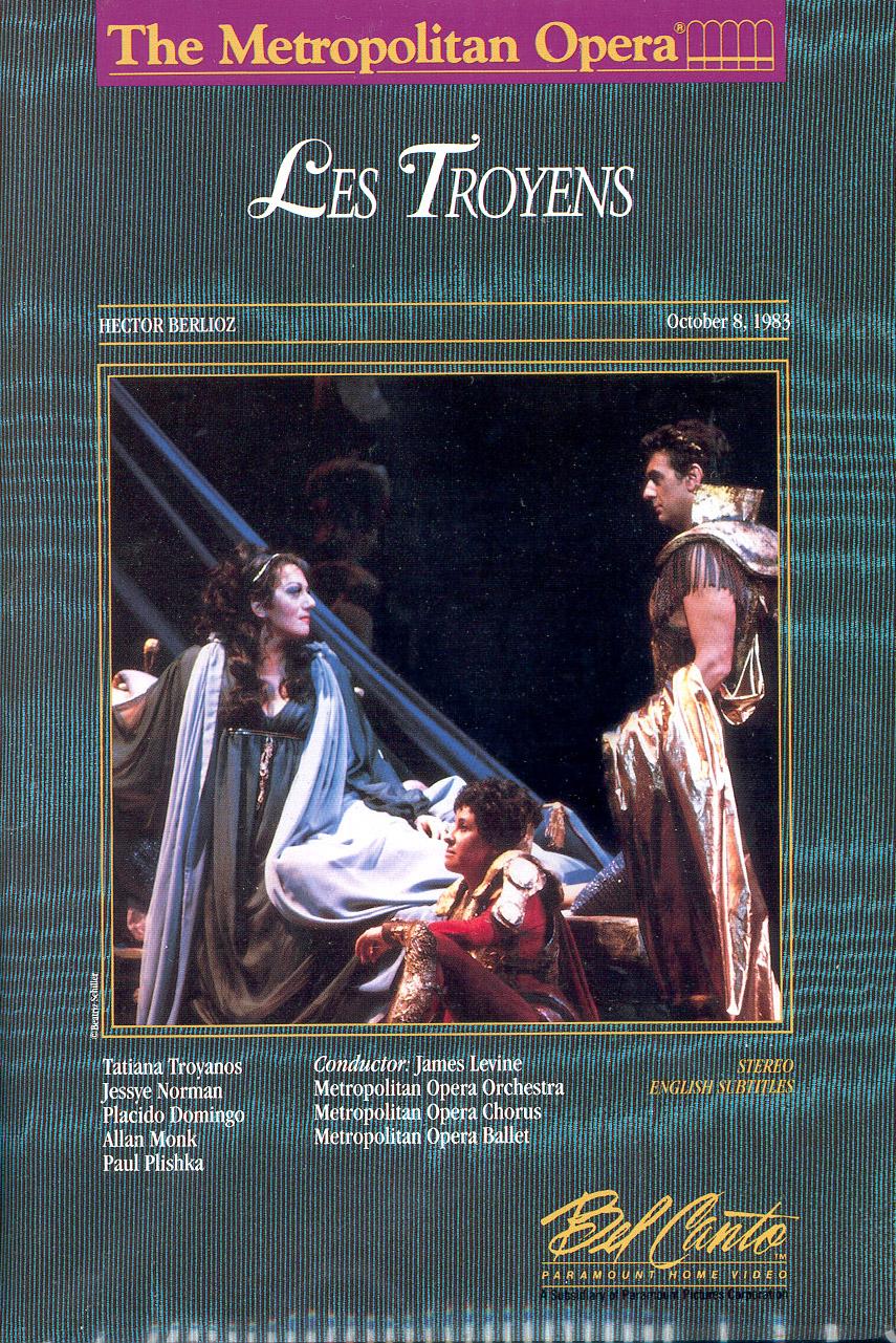 Les Troyens (The Metropolitan Opera)