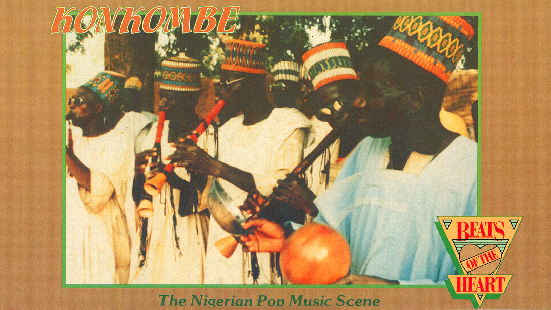 Konkombe: The Nigerian Pop Music Scene