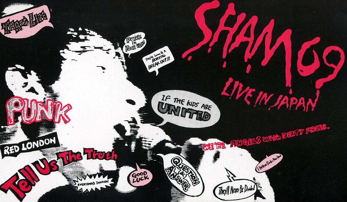Sham 69: Live in Japan '91