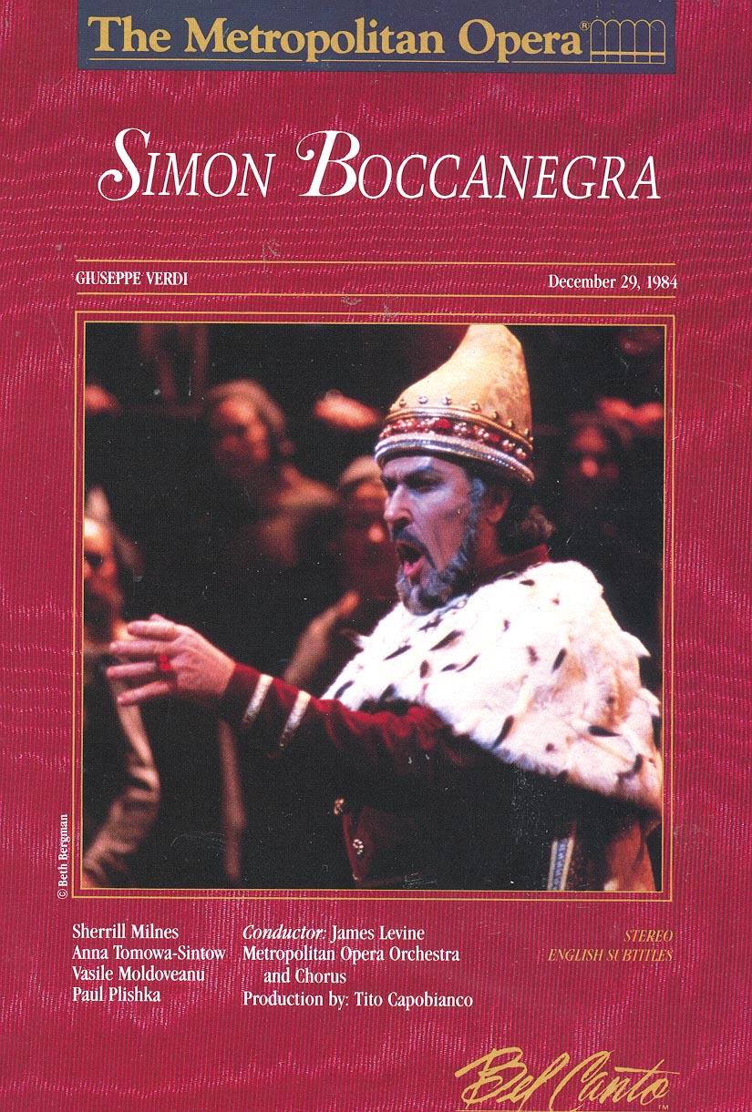 Simon Boccanegra (Metropolitan Opera)