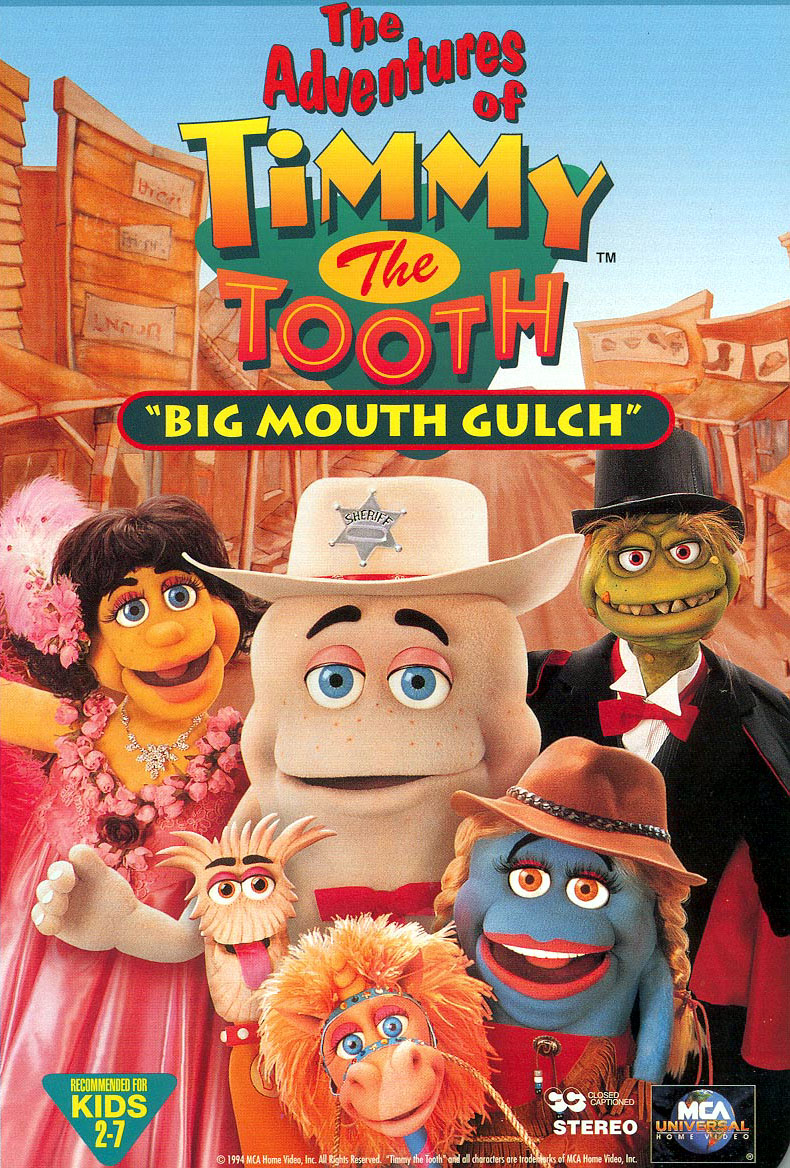 timmy the tooth big mouth gulch ending a relationship
