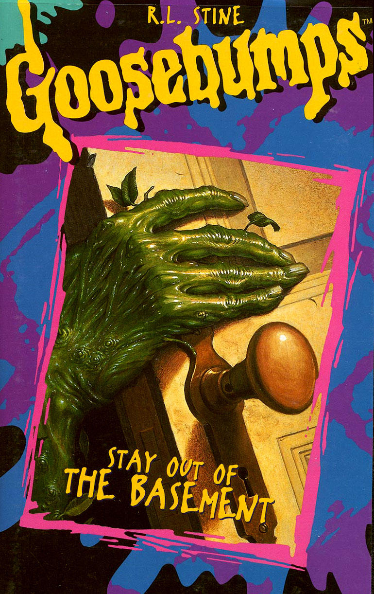 Goosebumps: Stay Out Of The Basement (1996) -