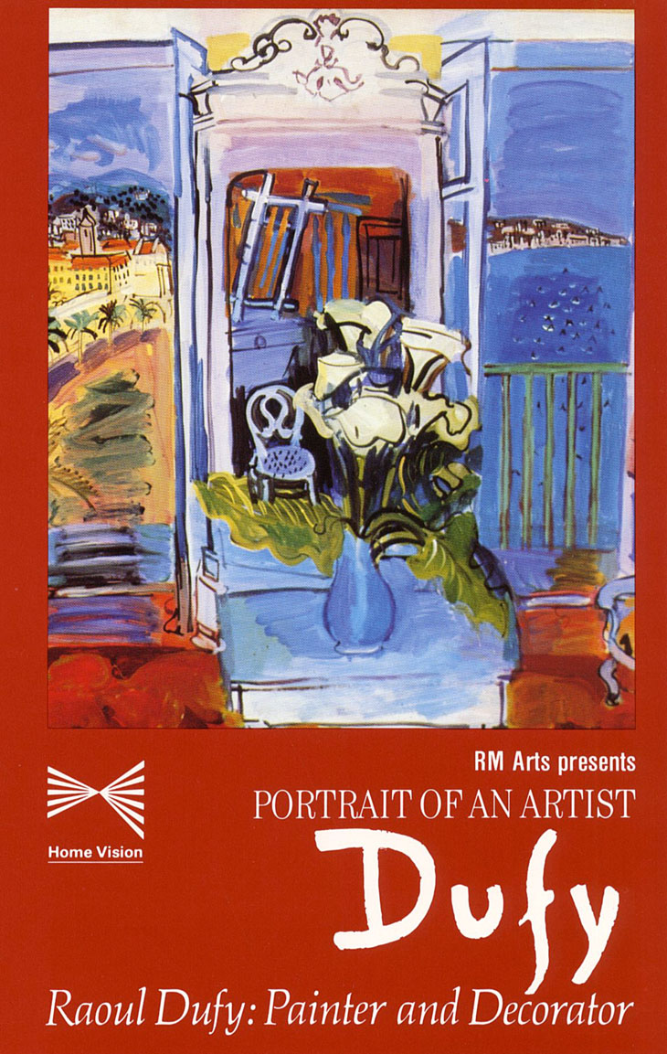 Portrait of an Artist: Raoul Dufy - Painter and Decorator