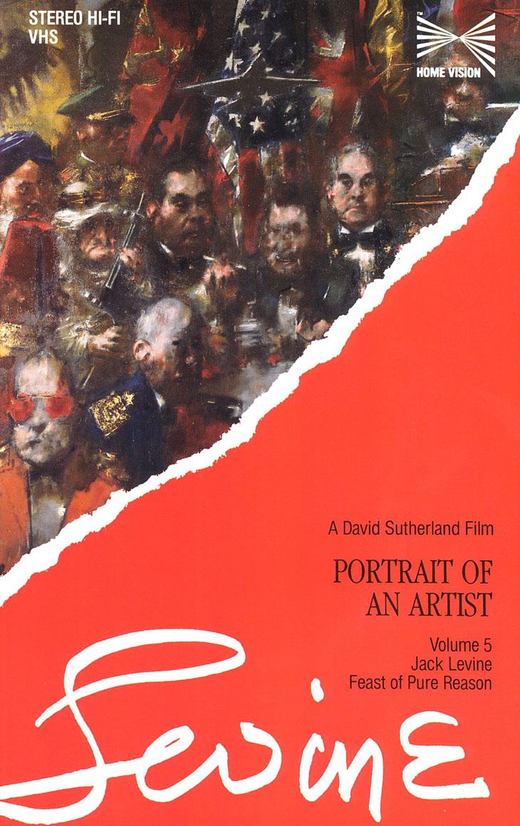 Portrait of an Artist: Jack Levine - Feast of Pure Reason
