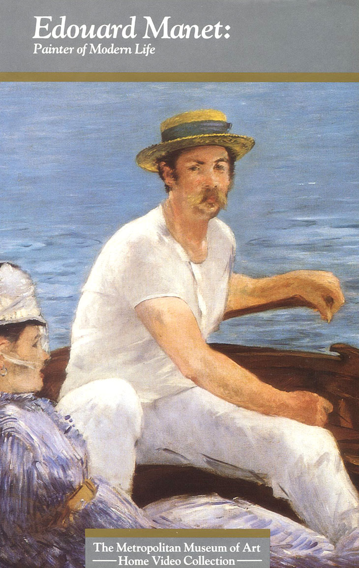 Edouard Manet: Painter of Modern Life