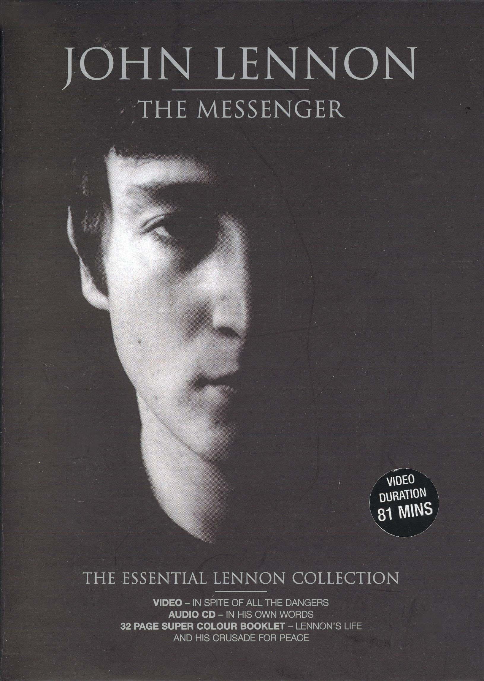 John Lennon: The Messenger - In Spite of All the Dangers