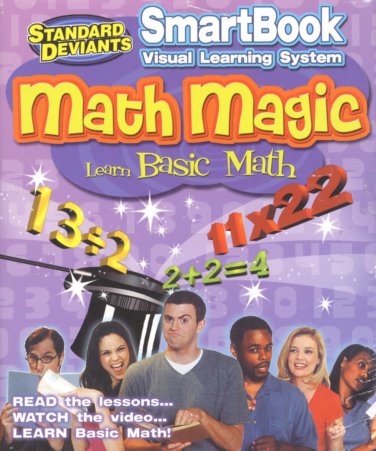 The Standard Deviants: Math Magic - Learn Basic Math