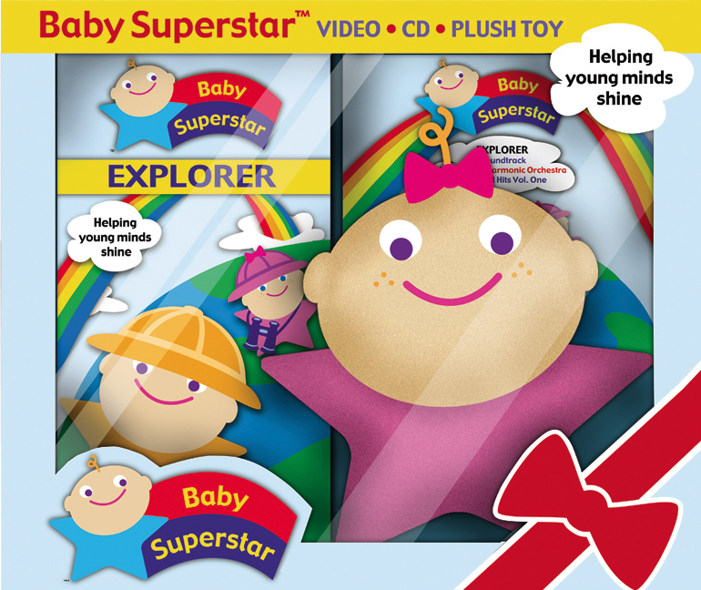 Baby Superstar: Explorer