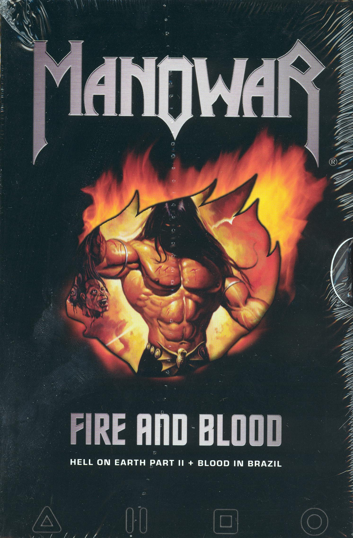 Manowar: Fire and Blood - Hell on Earth Part II/Blood in Brazil