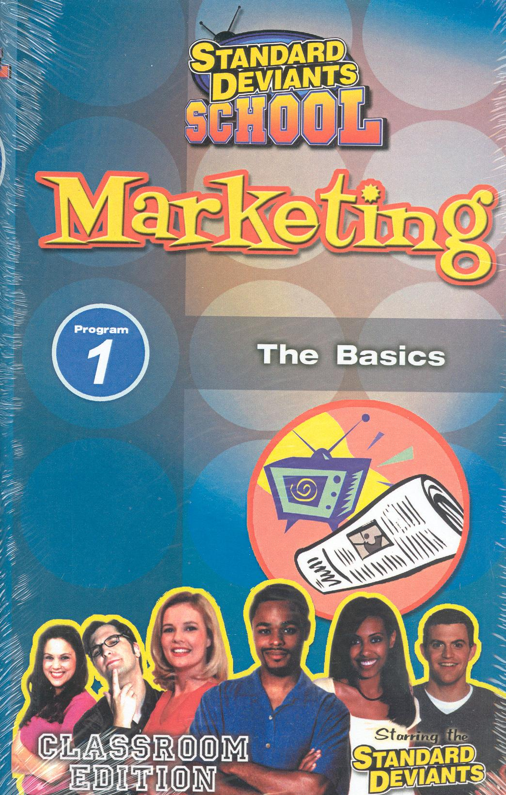 Standard Deviants School: Marketing, Program 1 - The Basics