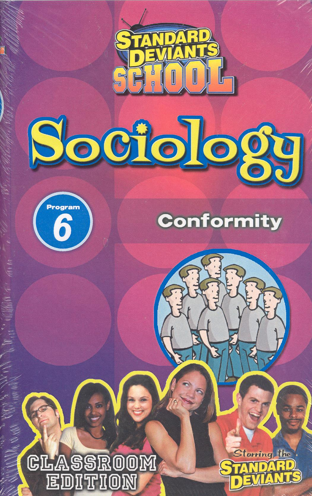 Standard Deviants School: Sociology, Program 6 - Conformity