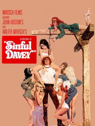 Sinful Davey (1969)