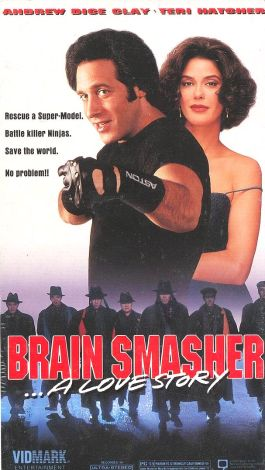 Brainsmasher...A Love Story