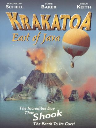 Krakatoa, East of Java