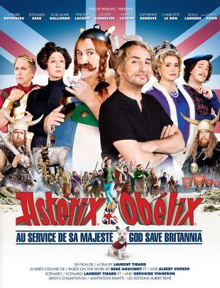 Astérix and Obélix: God Save Britannia