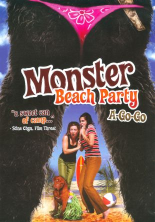 Monster Beach Party A Go-Go