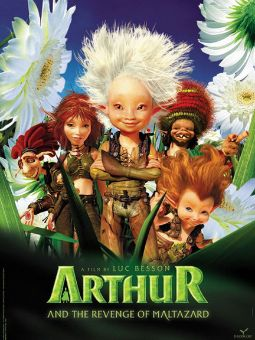 Arthur and the Invisibles 2: The Revenge of Maltazard