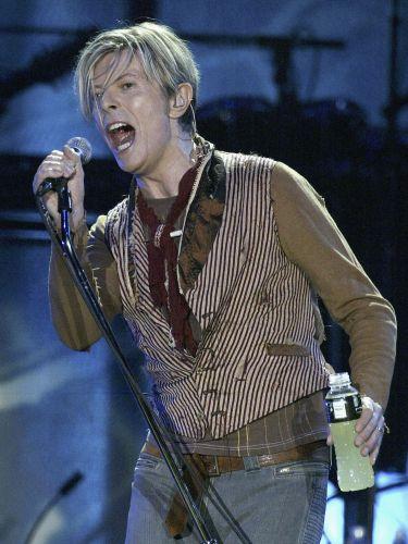 David Bowie Serious Moonlight Tour