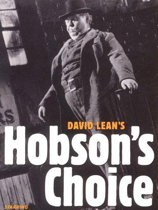 Hobson's Choice