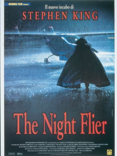 Stephen King's 'The Night Flier'