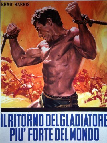 1c1f7941a22 Return of the Gladiator (1971) - Bitto Albertini | Cast and Crew ...