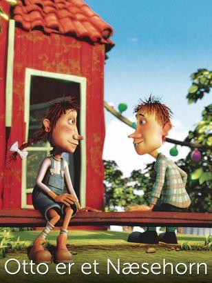 Otto er et naesehorn