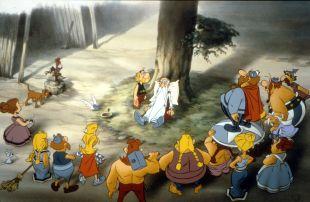 Asterix et le coup du menhir