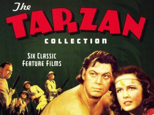 Tarzan and the Huntress