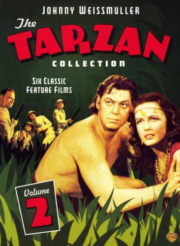Tarzan and the Huntress