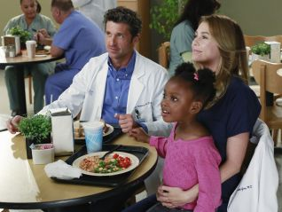 Grey's Anatomy: Puzzle With a Piece Missing