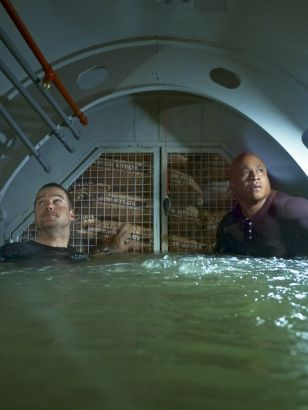 NCIS: Los Angeles: Deep Trouble, Pt. II