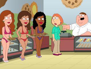 Family Guy: Baking Bad