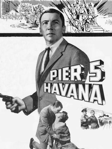 Pier 5 Havana