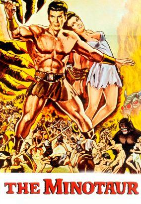Teseo Contro il Minotauro